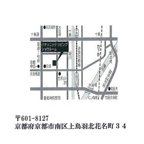 パナショールーム地図